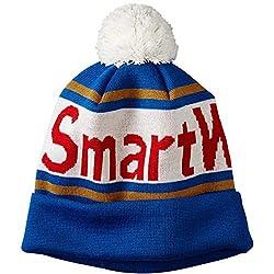 Smartwool SmartWool Retro Logo Beanie, Medium Gray Heather, One Size