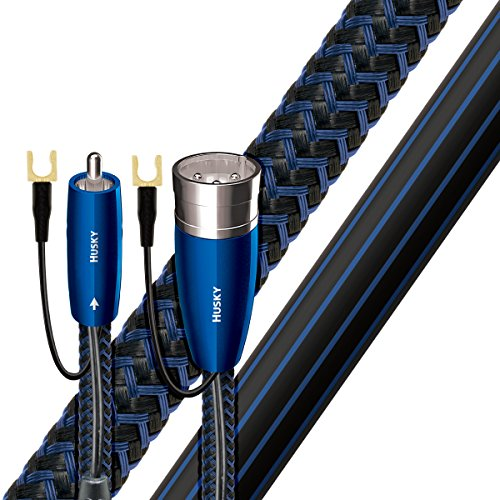 AudioQuest Husky RCA Subwoofer Cable - 3 meters