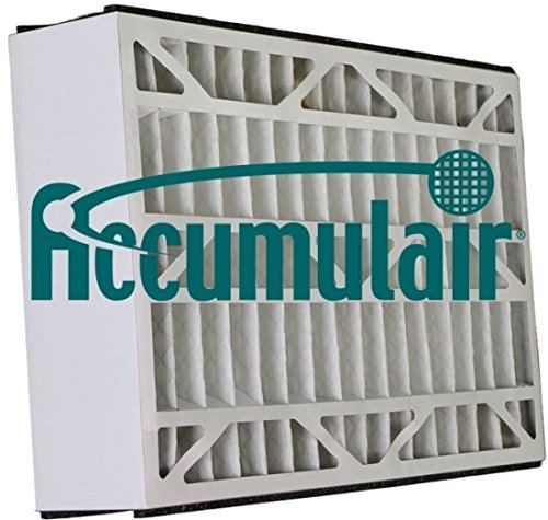 20x25x5 (19.63x24.38x4.88) MERV 8 Aftermarket Skuttle Replacement Filter by Accumulair
