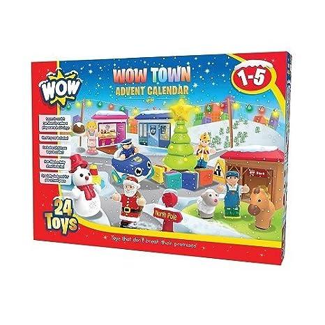 Wow Calendrier.Wow Jouets Ville Calendrier De L Avent Toys Games