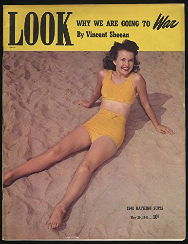 Look 5/20 1941 Gale Storm swimsuits Zorina Gene Autry Harold Davis Jimmy Wilson by The Jumping Frog