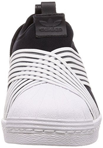 Gymnastique Superstar ftwr De Femme ftwr On Adidas White W White core Chaussures Slip Noir Black pdxqYwf