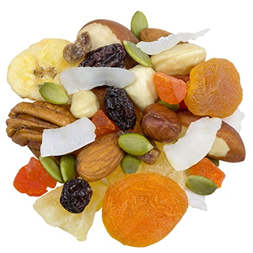 ifornia Mix | Trail Mix | Dried Fruits | Nuts - 1lb bag ()