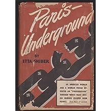Paris-underground,