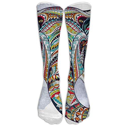 Costume Drama Youtube (Ethnic Elephant Warmer Leg Socks Girls Football Socks For Men And Women - Running & Fitness - Best Medical, Nursing, Travel & Flight Socks)