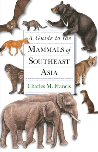 (A Guide to the Mammals of Southeast Asia)