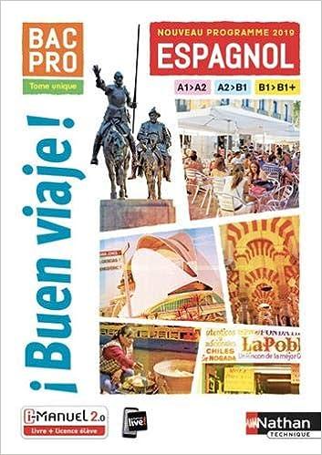 Buen Viaje Espagnol Bac Pro Niveau A2b2 Amazon Fr