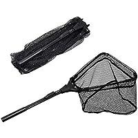 TONG JI Fishing Net, Fish Nets Foldable Fish Landing Net...