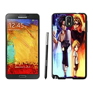 Fashionable DIY Custom Designed Naruto Cover Case For Samsung Galaxy Note 3 N900A N900V N900P N900T Phone Case CR-451