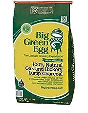 Big Green Egg Premium - Carbón Vegetal Natural (tamaño Grande)