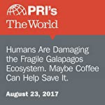 Humans Are Damaging the Fragile Galapagos Ecosystem. Maybe Coffee Can Help Save It. | Deepa Fernandes