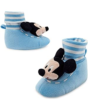 Disney Baby Mickey Mouse Plush Slippers