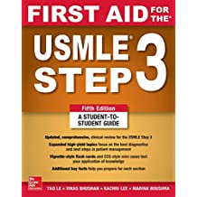First Aid For The Usmle Step 3 5E