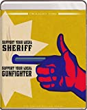 Support Your Local Sheriff [1969] / Support Your Local Gunfighter [1971] Twilight Time [Blu ray]