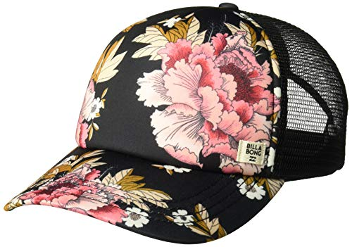 Billabong Women's Heritage Mashup Trucker Hat Rose Quartz One Size ()