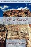 A Life's Essence, Russell Mauer, 0595489907