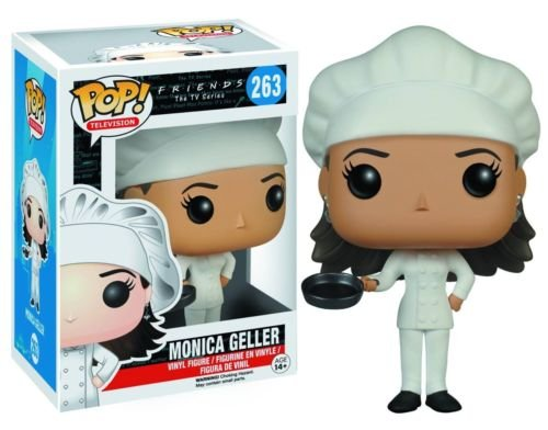 Funko Pop Television Friends TV Series Monica Geller #263 3.75