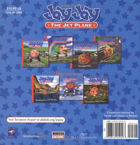 Jay Jay The Jet Plane: Jay Jay's Supersonic Storybook
