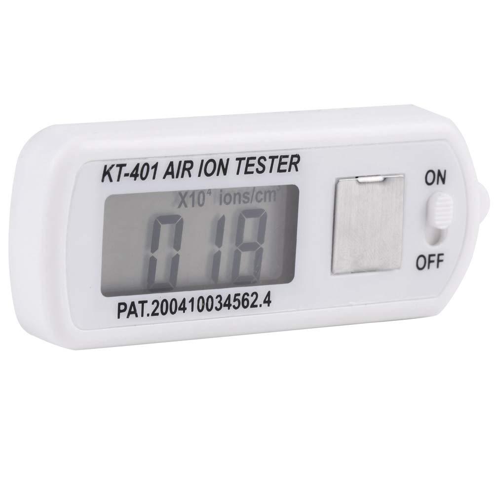 Tester di ioni negativi Tester di ioni daria Misuratore di ioni daria portatile 1 PC per generatore di ioni daria negativi
