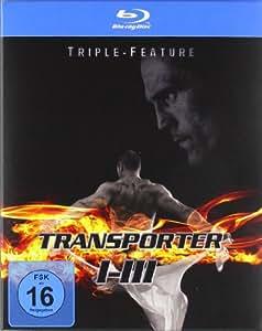 Transporter 1-3 - Triple-Feature [Alemania] [Blu-ray]