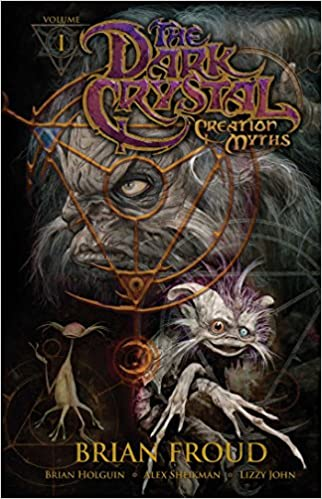 The Dark Crystal Book