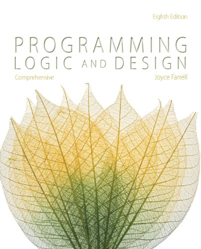 Download Programming Logic and Design, Comprehensive Pdf