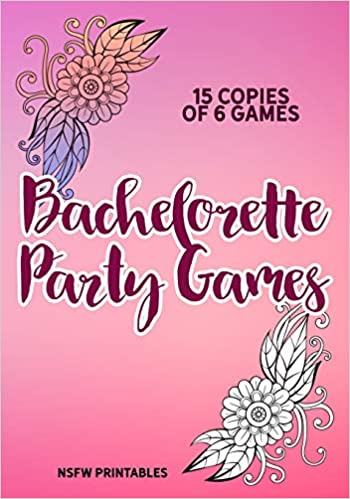 image regarding Bachelorette Party Games Printable referred to as Bachelorette Get together Video games: 15 Copies of 6 Online games: NSFW