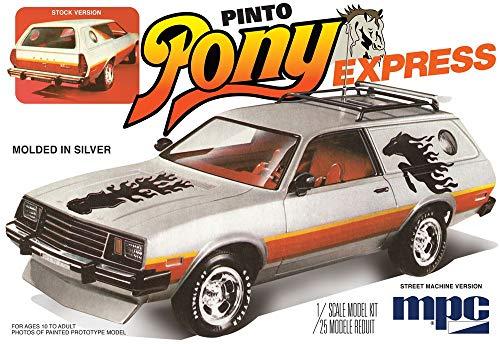 C.P.M. MPC MPC845 1:25 1979 Ford Pinto Wagon 'Pony Express Scale