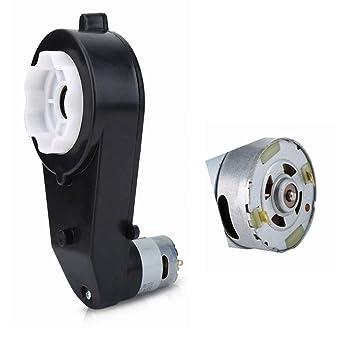 Caja de Engranajes de Motor, Motor con Caja de Cambios de Material ...