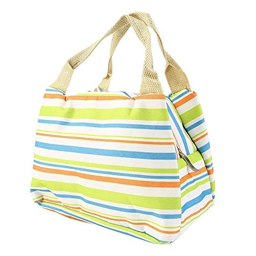 mk. park - Insulated Thermal Cooler Lunch Box Carry Tote Storage Food Picnic Case Bag Hot - Dolce Philadelphia