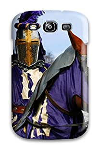 Herbert Mejia's Shop New Premium Knight On Horse Skin Case Cover Excellent Fitted For Galaxy S3 1225549K44063231