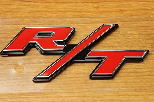 Dodge Jeep Chrysler Ram RT R/T Emblem Logo Decal Charger for sale  Delivered anywhere in USA