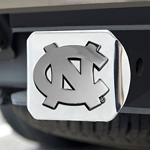 FANMATS NCAA UNC University of North Carolina - Chapel Hill Tar Heels Chrome Hitch Cover, Model: 15052, Car & Vehicle Accessories / - Chapel Hills Mall The