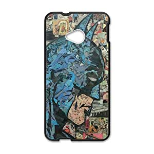 Batman Super Hero Black HTC M7 case by icecream design