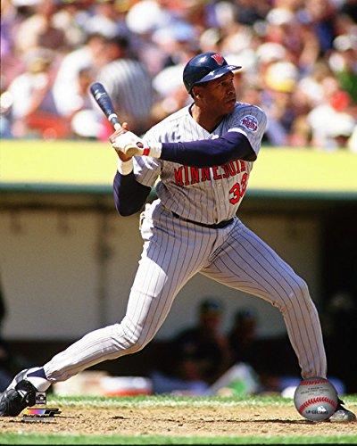 Dave Winfield Minnesota Twins MLB Action Photo (Size: 8