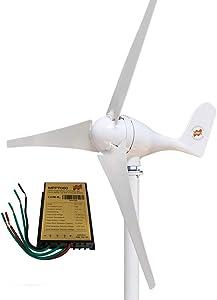 Marsrock Small Wind Turbine Generator