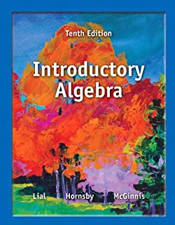 Introductory algebra lial developmental mathematics paperback introductory algebra 10th edition fandeluxe Images