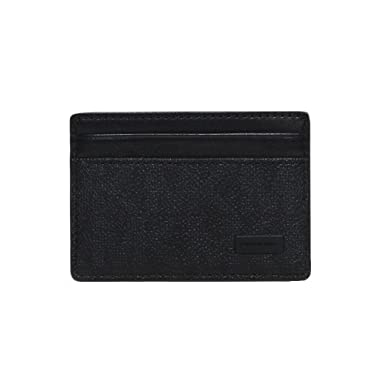 468c43484 Image Unavailable. Image not available for. Color: Michael kors Jet Set  Logo ID Card Case ...