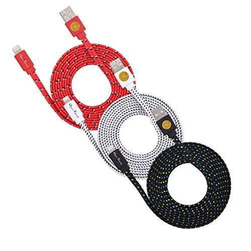 iphone flat cord - 7