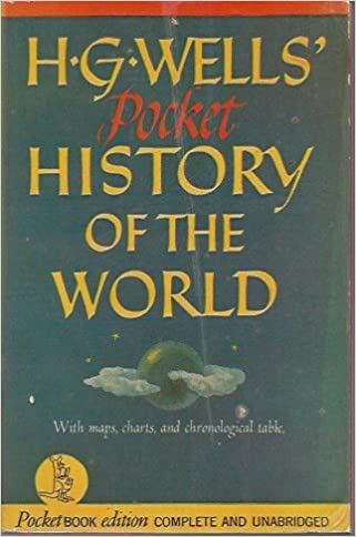 Book The pocket history of the world,