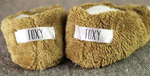 Super Footsie Foxy Slippers Soft Faceplant Dreams ATq75w8x