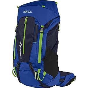 "JanSport Klamath 55 Backpack - Blue Streak/Navy Moonshine / 29""H x 14""W x 10.5""D"
