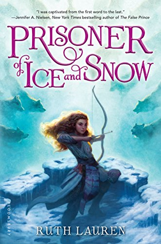 Prisoner of Ice and Snow by [Lauren, Ruth]