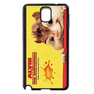 Alvin and the Chipmunks Samsung Galaxy Note 3 Cell Phone Case Black V09721908