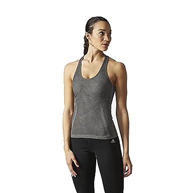 68cafb40d5 Amazon.com: Adidas Wanderflow Warp Knit Tank Top: Clothing