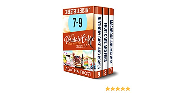 Peridale Cafe Cozy Mystery Series Box Set III Books 7 9