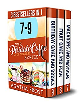 Peridale Cafe Cozy Mystery Series: Box Set III (Books 7-9) by [Frost, Agatha]