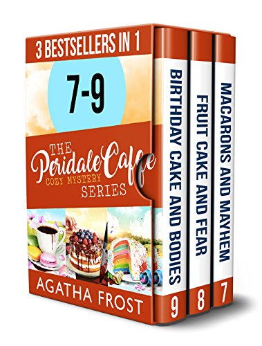 Peridale Cafe Cozy Mystery Series Box Set III Books 7 9 By