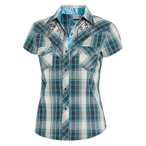 Westernwear-Shop Stars & Stripes dames westernblouse Josie Edition dames westernkleding westernkleding westernshirt…