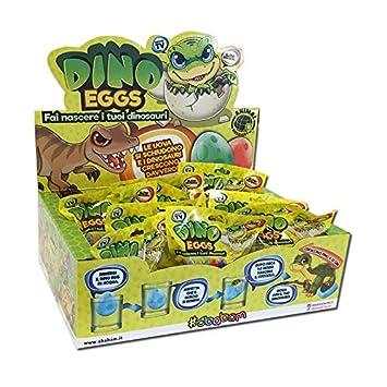 Sbabam Dino Eggs 804699. Huevo con Figura. Modelo Aleatorio.